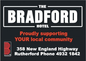 braddie road sign